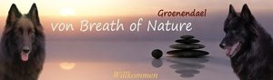 Homepage von Breath of Nature