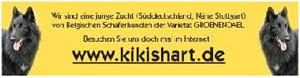 Homepage von Kikishart